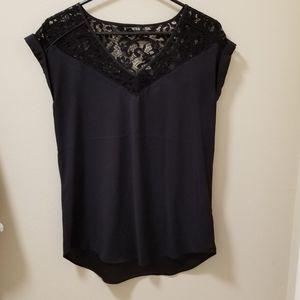 Express lace blouse